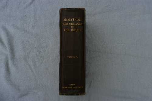 9780785212201: Young's Analytical Concordance to the Bible: Revised