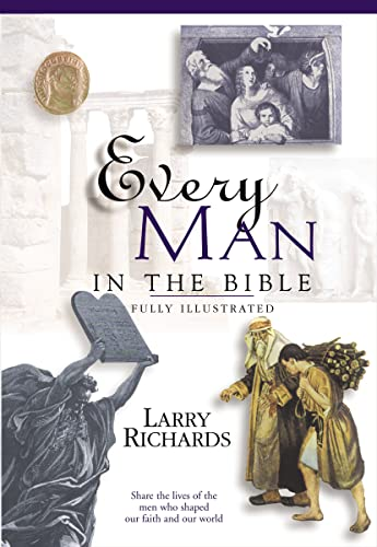 9780785214397: Every Man In The Bible Everything In The Bible Series