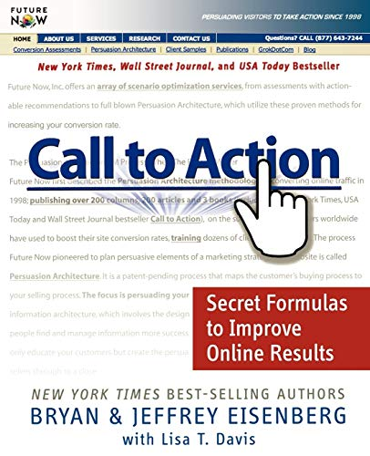 9780785219651: Call to Action: Secret Formulas to Improve Online Results