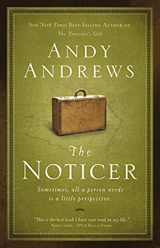 9780785229216: The Noticer: Sometimes, All a Person Needs Is a Little Perspective