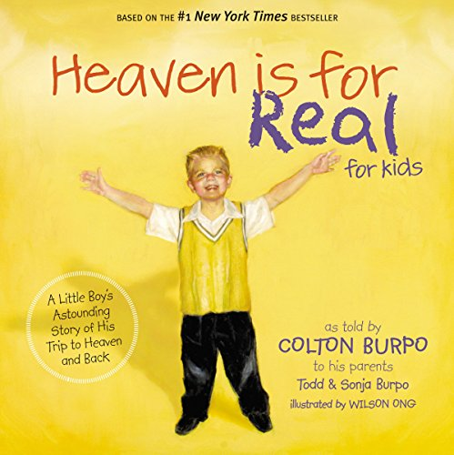 9780785237518: Heaven Is for Real for Kids: A Little Boy's Astounding Story of His Trip to Heaven and Back