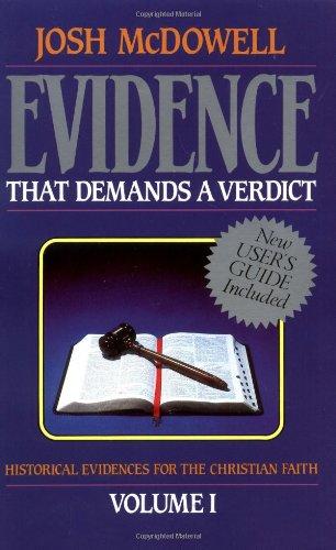 9780785243038: 1: Evidence That Demands a Verdict