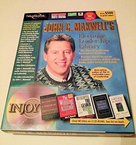9780785243922: John C. Maxwell's Electronic Bible Study Library