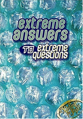 Extreme Answers To Extreme Questions God's Answers: Paige Drygas, Christopher