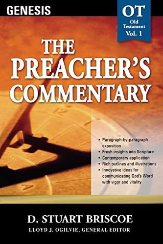 9780785247746: The Preacher's Commentary Vol.1 - Genesis