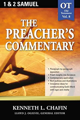 9780785247814: preacher's Commentary - Vol. 8- 1,2 Samuel