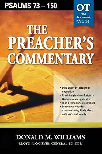 9780785247883: Preacher's Commentary - Vol. 14- Psalms 73-150