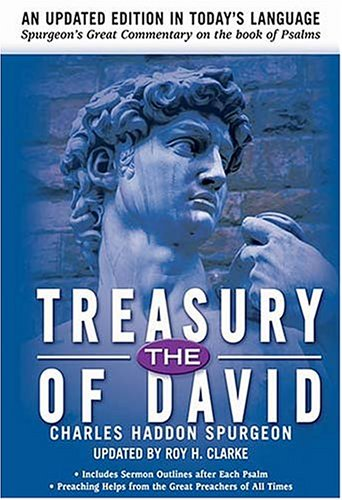 The Treasury of David: An Updated Edition in Today's Language