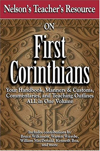 Nelson's One-Volume Library on First Corinthians: Publishing, Nelson Reference