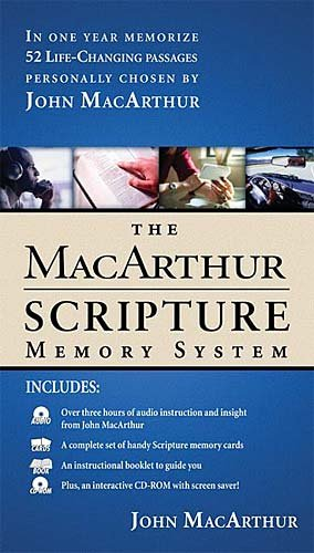 9780785250616: The Macarthur Scripture Memory System