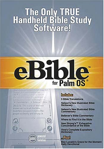 Ebible for Palm Os The Only True: Nelson Reference Staff