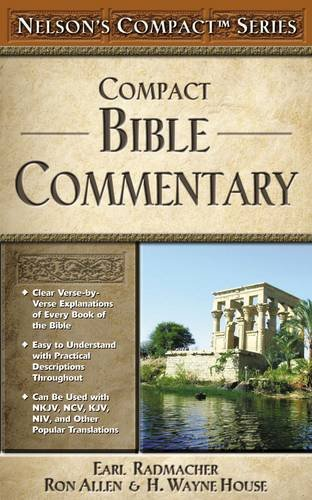 9780785252481: Nelson's Compact Series: Compact Bible Commentary