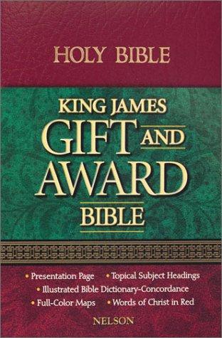 9780785256076: Gift and Award Edition: KJV