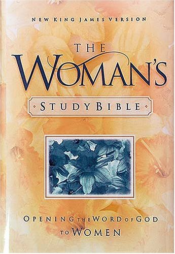 The Woman's Study Bible (0785257179) by Thomas Nelson Publishers