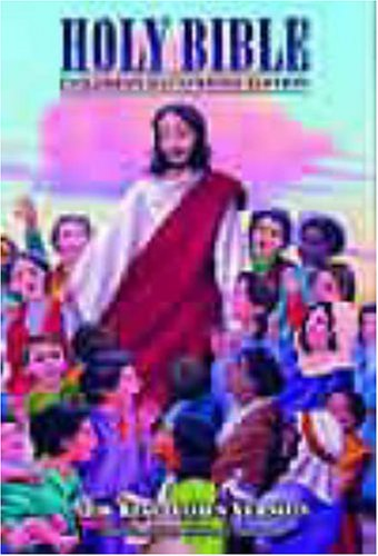 9780785257387: Holy Bible, Children's Illustrated Edition Beautiful Art To Draw Kids Into The Scriptures