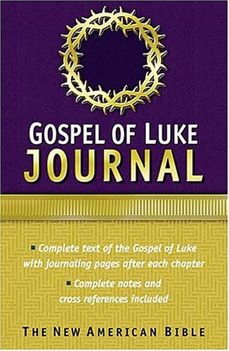 Gospel of Luke Journal: Thomas Nelson Publishers