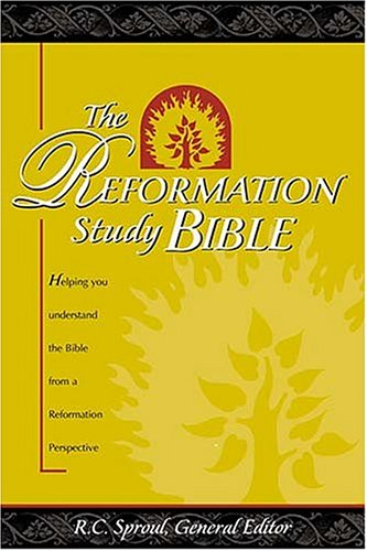 9780785258520: The Reformation Study Bible: New King James Version