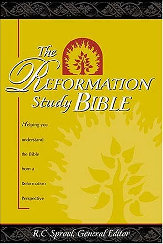 9780785258612: The Reformation Study Bible: New King James Version/Burgundy Genuine Leather