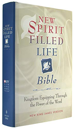 9780785258803: New Spirit Filled Life Bible: Kingdom Equipping Through the Power of the Word