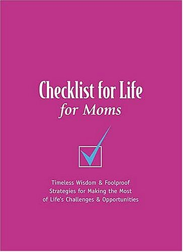9780785260042: Checklist For Life For Moms