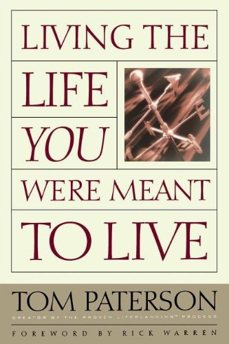 9780785260554: Living the Life You Were Meant to Live
