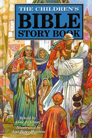 9780785262619: Children's Bible Story Book