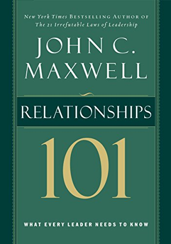 9780785263517: Relationships 101: What Every Leader Needs to Know