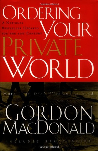9780785263814: Ordering Your Private World