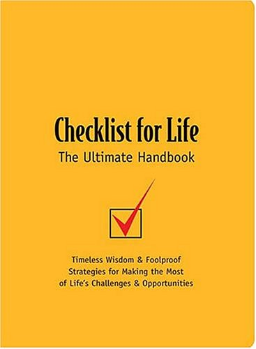 9780785264552: Checklist for Life