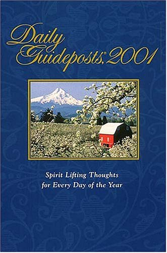 9780785269953: Daily Guideposts, 2001: Spirit-Lifting Thoughts for Every Day of the Year