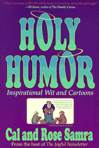 9780785271901: Holy Humor: A Book of Inspirational Wit and Cartoons