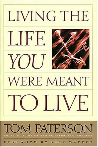 9780785271956: Living the Life You Were Meant to Live