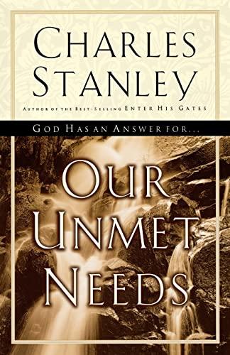 9780785277965: Our Unmet Needs