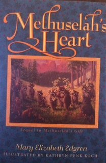 Methuselah's Heart: Sequel to Methuselah's Gift: Edgren, Mary Elizabeth
