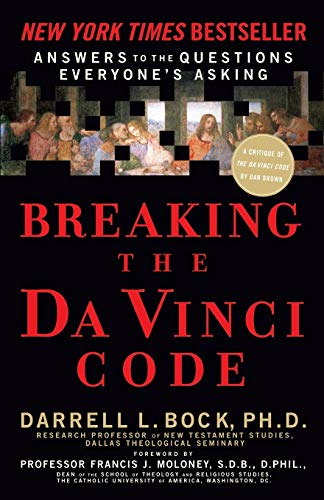 9780785280149: Breaking the Da Vinci Code