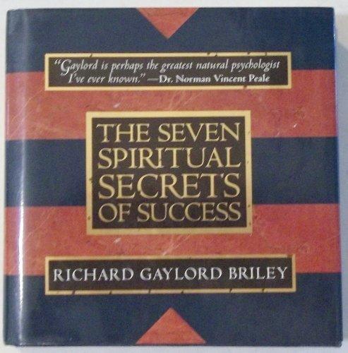 9780785280835: Seven Spiritual Secrets of Success