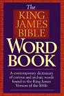 The King James Bible Word Book