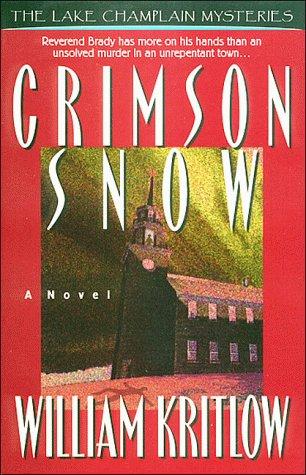 9780785280989: Crimson Snow (Lake Champlain Mysteries, Book 1)