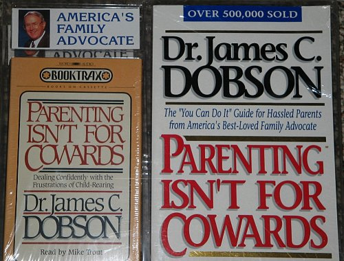 9780785281504: Parenting Isn't for Cowards (Book & 2 Audio Cassettes)