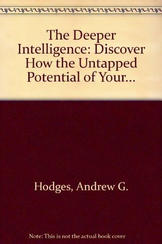 9780785281733: The Deeper Intelligence