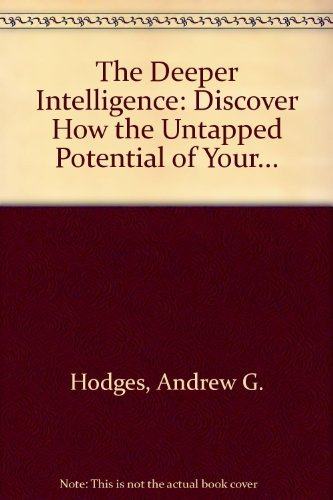 9780785281733: The Deeper Intelligence