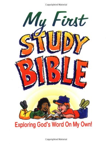 9780785282747: My First Study Bible