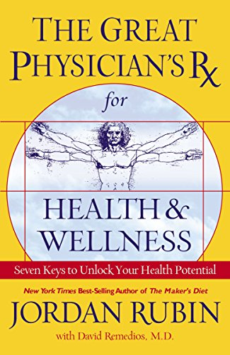 9780785288121: Great Physician's RX for Health and Wellness