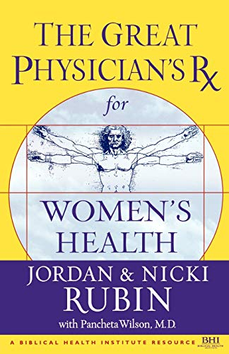 9780785288947: The Great Physician's Rx for Women's Health