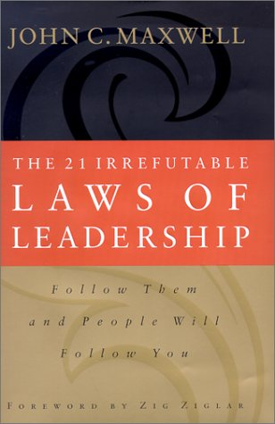 9780785294276: The 21 Irrefutable Laws of Leadership