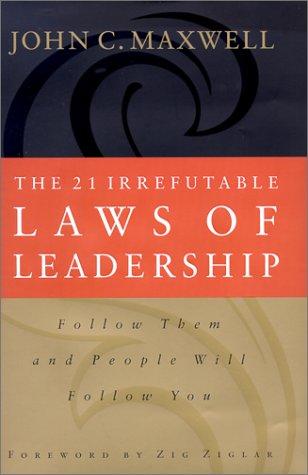 9780785294276: The 21 Irrefutable Laws of Leadership