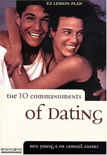 9780785296195: The 10 Commandments of Dating Ez Lesson Plan VHS, Audiocassette & Facilitators Guide