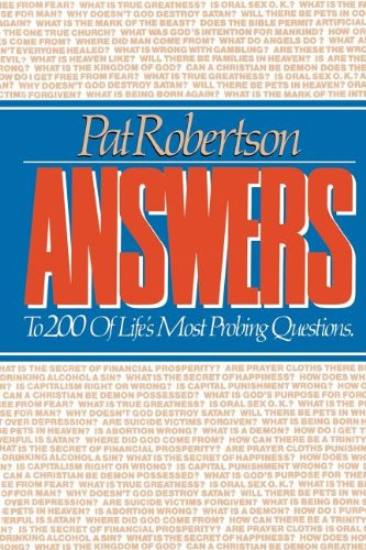 9780785296966: Answers to 200 of Life's Most Probing Questions