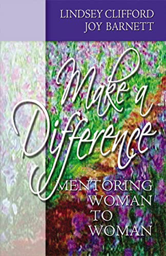 9780785298359: Make A Difference: Mentoring Woman to Woman