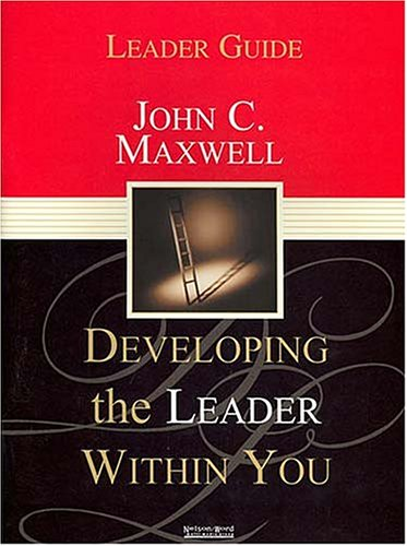 9780785298847: Developing the Leader Within You: Leader Guide